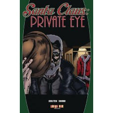 SANTA CLAUS PRIVATE EYE GN