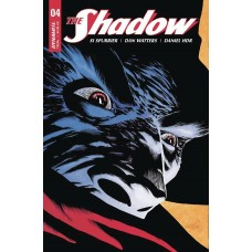 SHADOW #4 CVR B JONES