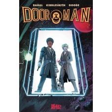 DOORMAN TP VOL 01 (MR)