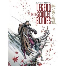 LEGEND SCARLET BLADES HC (MR)