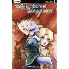 HUNTERS OF SALAMANSTRA TP VOL 02 (MR)