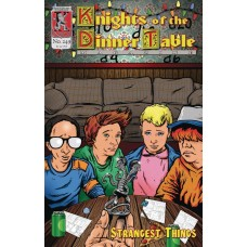 KNIGHTS OF THE DINNER TABLE #249