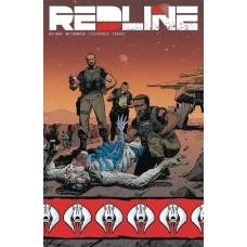 REDLINE TP VOL 01