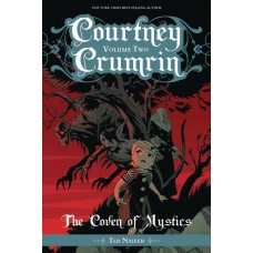 COURTNEY CRUMRIN GN VOL 02 THE COVEN OF MYSTICS