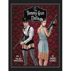 TOMMY GUN DOLLS HC VOL 01