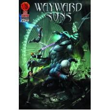 WAYWARD SONS #1