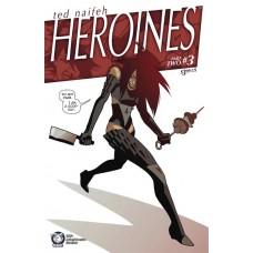 HEROINES PART 2 #3 (OF 4)