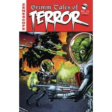 GFT GRIMM TALES OF TERROR VOL 3 #11 A CVR ERIC J (MR)
