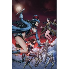 VAN HELSING VS THE WEREWOLF #5 CVR B SALONGA