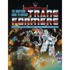 UNOFF GUIDE TO VINTAGE TRANSFORMERS 1980 - 1990 SC