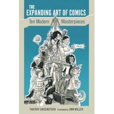 EXPANDING ART OF COMICS 10 MODERN MASTERPIECES HC