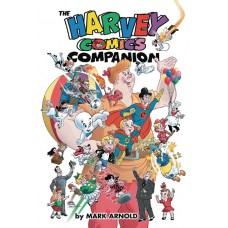 HARVEY COMICS COMPANION SC