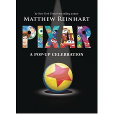 DISNEY PIXAR POP UP CELEBRATION HC