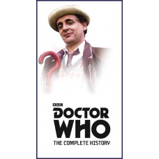 DOCTOR WHO COMP HIST HC VOL 59 7TH DOCTOR STORIES