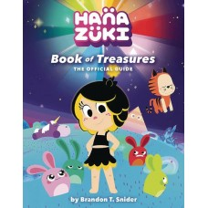 HANAZUKI BOOK OF TREASURES HC