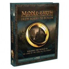 MIDDLE-EARTH FROM SCRIPT TO SCREEN HC