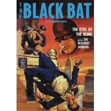 BLACK BAT DOUBLE NOVEL #10 EYES OF BLIND & BLACKOUT MURDERS