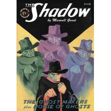 SHADOW DOUBLE NOVEL VOL 124 GHOST MAKERS & HOUSE OF GHOSTS