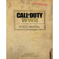 CALL OF DUTY WWII FIELD MANUAL HC