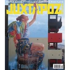 JUXTAPOZ #203 DEC 2017