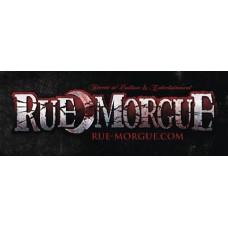 RUE MORGUE MAGAZINE #179