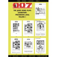 007 MAGAZINE PRESENTS EXHIBITORS PRESSBOOKS