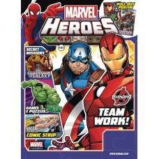 MARVEL SUPER HEROES MAGAZINE #31
