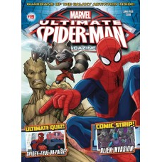 ULTIMATE SPIDER-MAN MAGAZINE #19