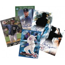 BOWMAN 2017 DRAFT BASEBALL T/C BOX (Net)