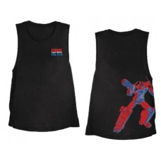 TRANSFORMERS MUSCLE TEE MED