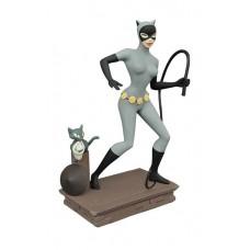 DC GALLERY BATMAN TAS CATWOMAN PVC FIG