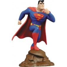 DC GALLERY SUPERMAN TAS SUPERMAN PVC FIG