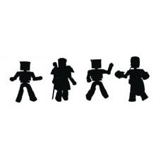 MARVEL BLACK PANTHER MOVIE MINIMATES BOX SET