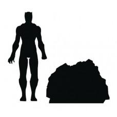 MARVEL SELECT BLACK PANTHER MOVIE AF