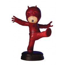 MARVEL ANIMATED STYLE DAREDEVIL STATUE (Net)