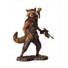 MARVEL GOTG 2 ROCKET & GROOT COLLECTORS GALLERY STATUE (Net)