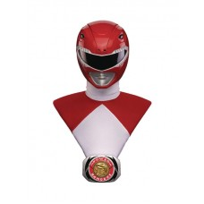 MIGHTY MORPHIN POWER RANGERS RED RANGER 1/1 SCALE BUST
