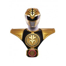 MIGHTY MORPHIN POWER RANGERS WHITE RANGER 1/1 SCALE BUST