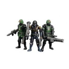 ACID RAIN B2FIVE K6 JUNGLE SOLDIER AF SET (Net)