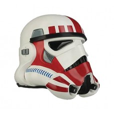 SW IMPERIAL STORMTROOPER TK SHOCK (RED) HELMET REPLICA (Net)