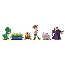 TOY STORY MEA-002 MINI EGG ATTACK SERIES 2 PX 6PC SET (Net)
