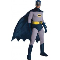 GRAND HERITAGE BATMAN 1966 ADULT COSTUME XL (Net)