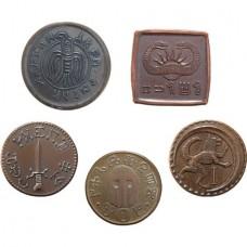 CONAN COIN SET 2 DELUXE SET OF FIVE COINS