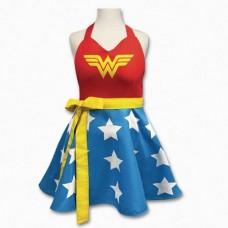 DC HEROES WONDER WOMAN CHARACTER APRON