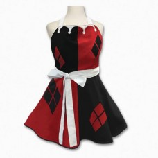 DC HEROES HARLEY QUINN CHARACTER APRON