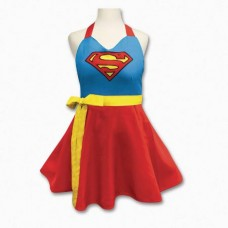 DC HEROES SUPERGIRL CHARACTER APRON