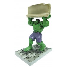 HULK DESKTOP FIGURAL BUSINESS CARD HOLDER