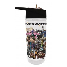 OVERWATCH GROUP WATER BOTTLE