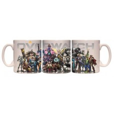 OVERWATCH GROUP MUG