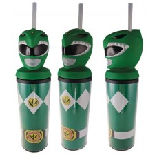 MMPR GREEN RANGER MOLDED CARNIVAL CUP